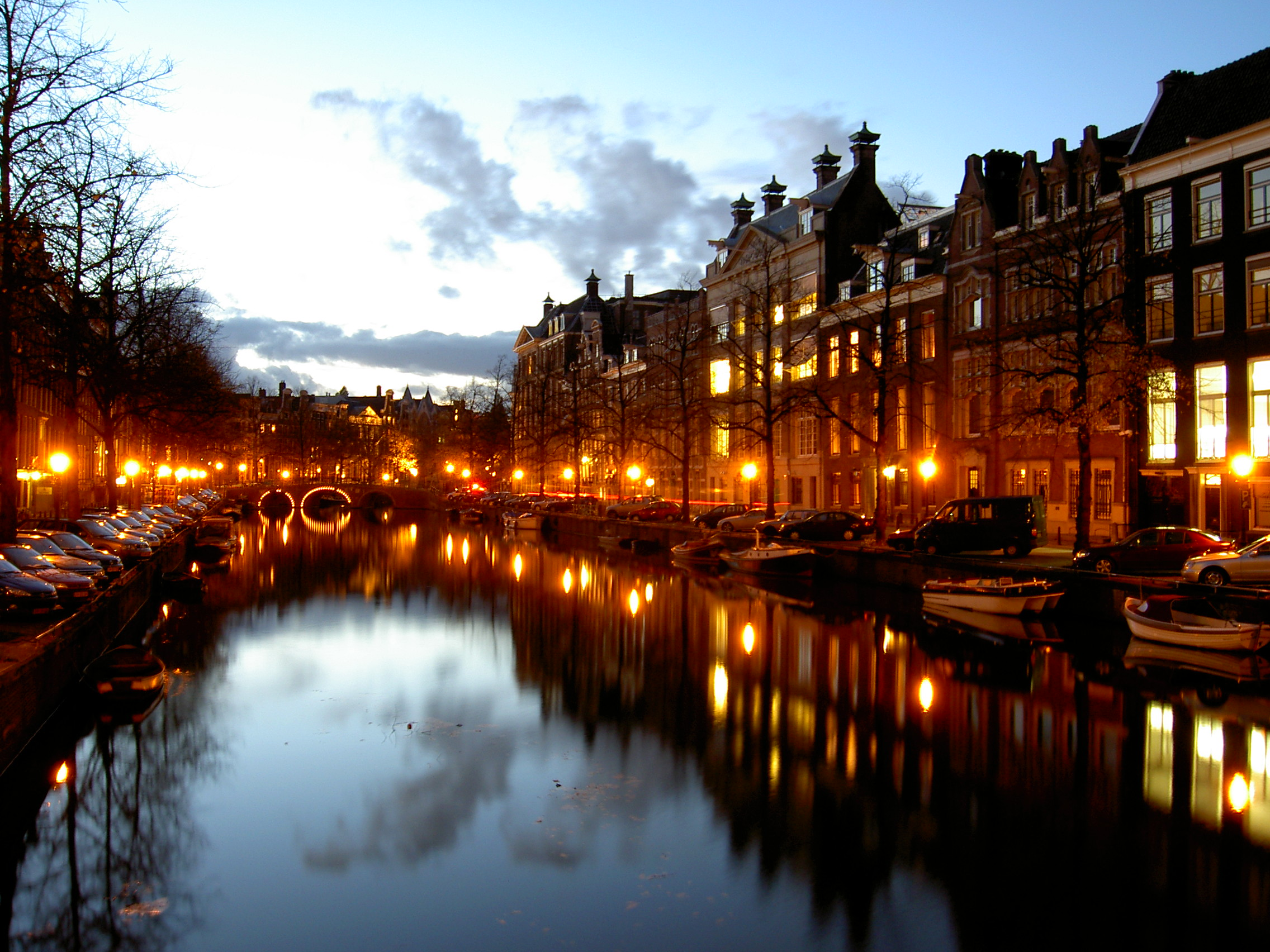 Where to Party in Amsterdam