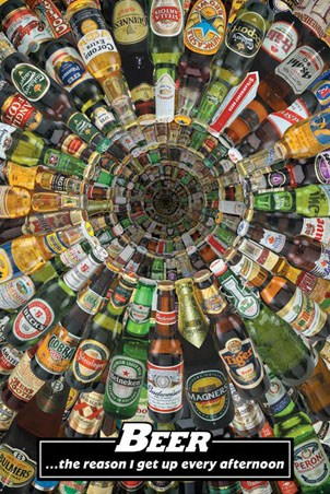 Different Alcohol From Around the World
