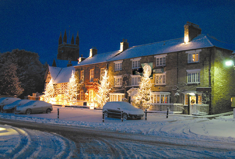 Best Places To Stay Over The Christmas Holidays