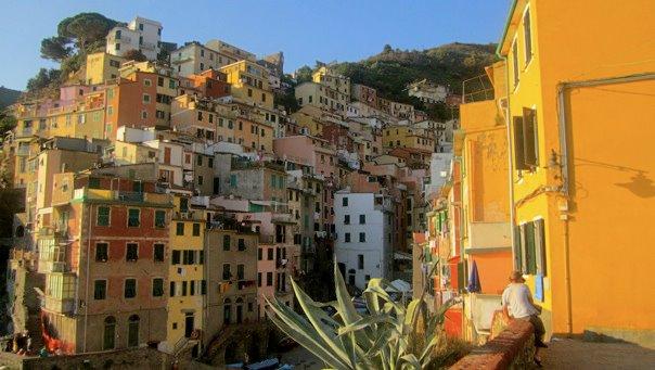Chillin in The Cinque Terre