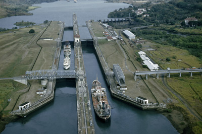 The Wonder That is the Panama Canal