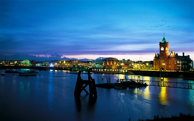 The Stag Planner: A Weekend Away in Cardiff