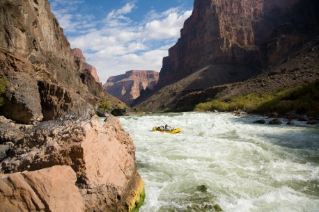 The 6 Best Places to Go White Water Rafting