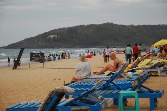 Baga Beach – Best Spot in Goa