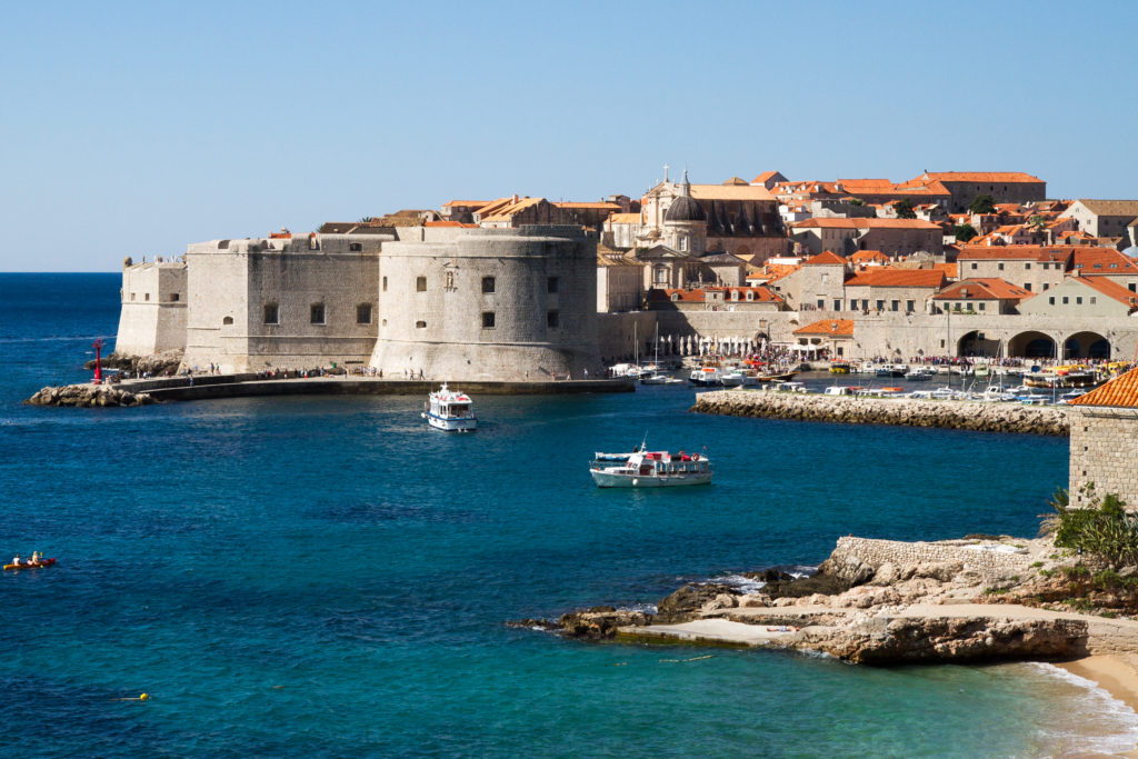 Top Tourist Attractions in Dubrovnik