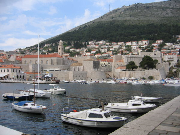 Dubrovnik's Old Harbour