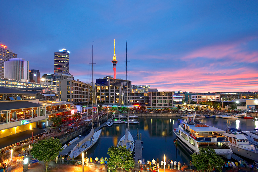 The Best Sights In Auckland