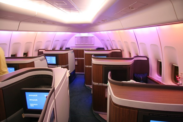 Advantages of Flying First Class