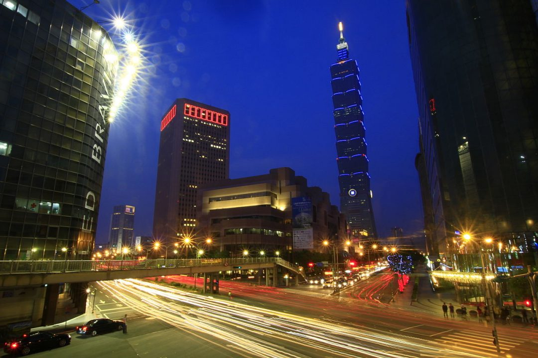 Top Six Hotels in Taiwan