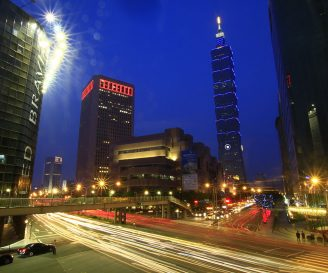 Top Six Hotels in Taiwan