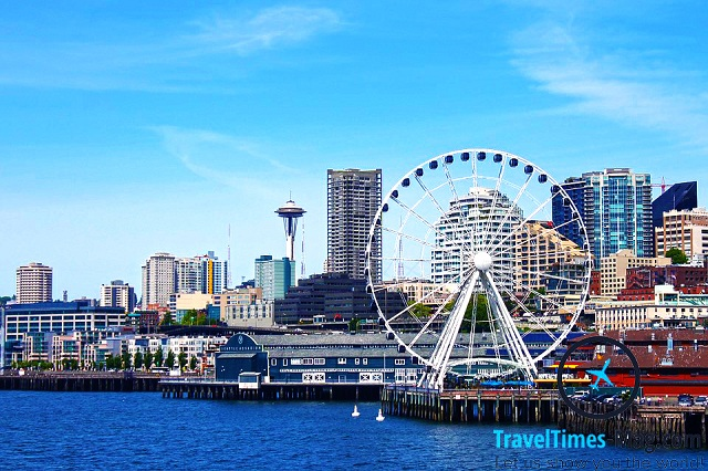 Seattle tourism