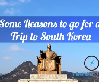 Some Reasons to go for a Trip to South Korea