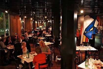 Restaurant Districts in Sydney