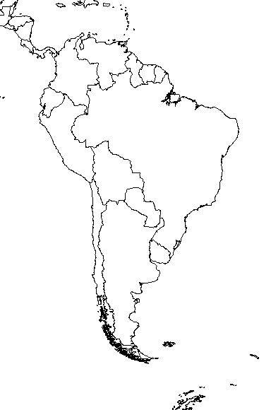 My Apologies to South America