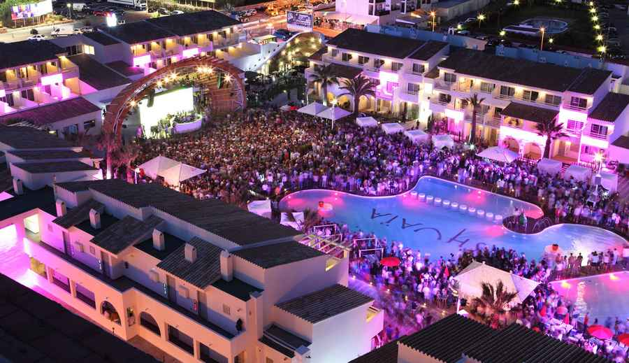 The Biggest Party Spots in the World