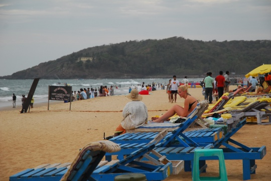 Baga Beach – Best Spot in Goa