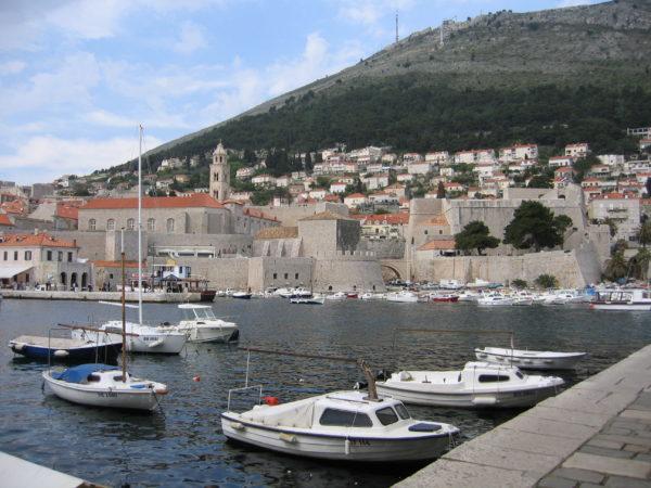 Dubrovnik's Old Harbour