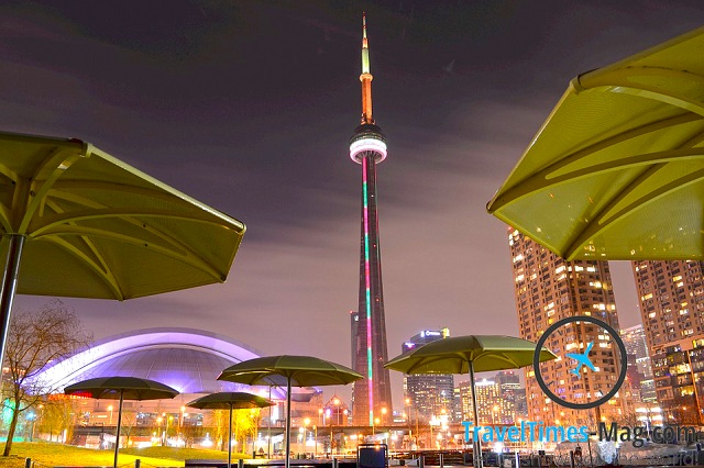 tourist sites in Toronto
