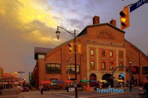 tourist sites in Toronto