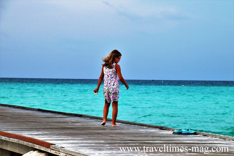 HIDDEN PARADISE AND ITS ADVENTURES: MALDIVES VACATION