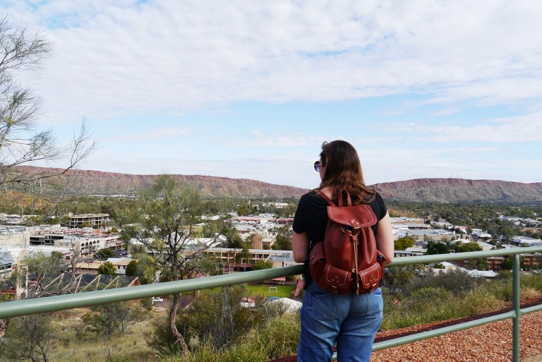 Living a Solitary Life: Alice Springs for Hermits