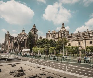 Walking Tour of Mexico City's Historical Center